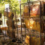 A cultura gaúcha no Costão do Santinho representada pelo Embaixador do Churrasco