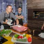 Embaixador do Churrasco participa  de Cozinha Empreendedora