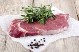 o que significa carne maturada